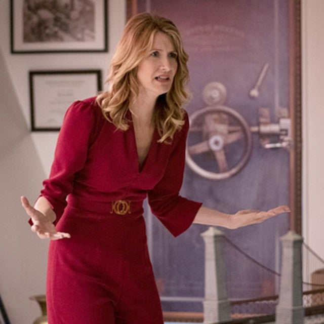 Laura Dern as Renata on HBO's 'Big Little Lies'