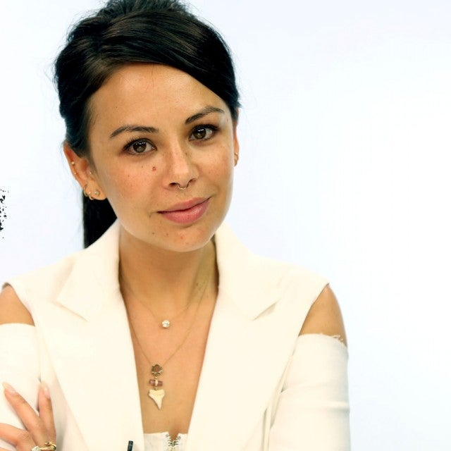 Janel Parrish is Unfiltered!