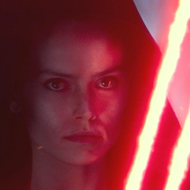 'Star Wars: The Rise of Skywalker' Footage Reveals Dark Rey