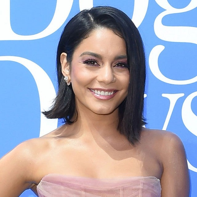 Vanessa Hudgens in August 2018