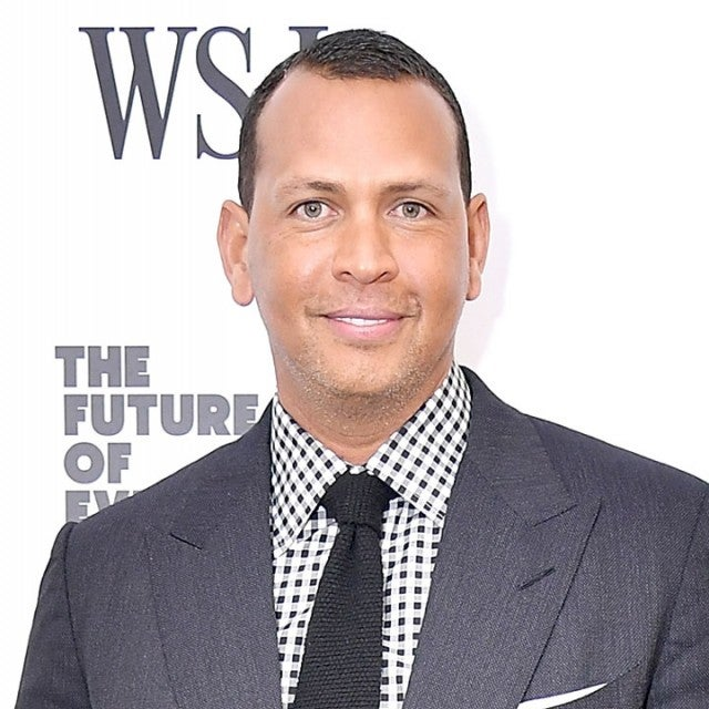 Alex Rodriguez in 2018