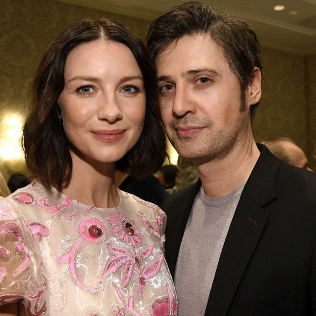 Caitriona Balfe and Tony McGill
