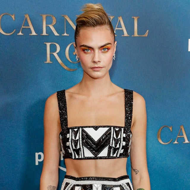 Cara Delevingne at Carnival Row premiere in London 1280