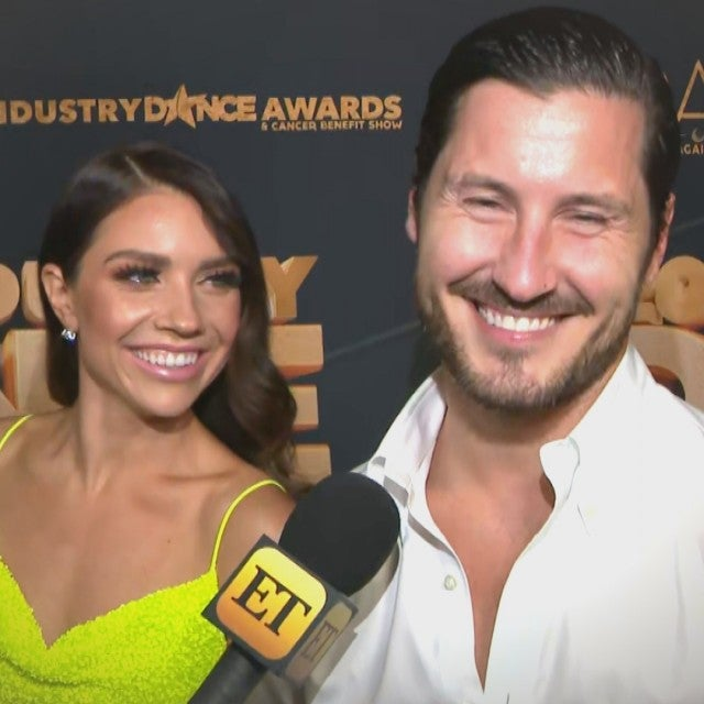 Val Chmerkovskiy and Jenna Johnson Share Update on Newlywed Life and Family Planning (Exclusive)
