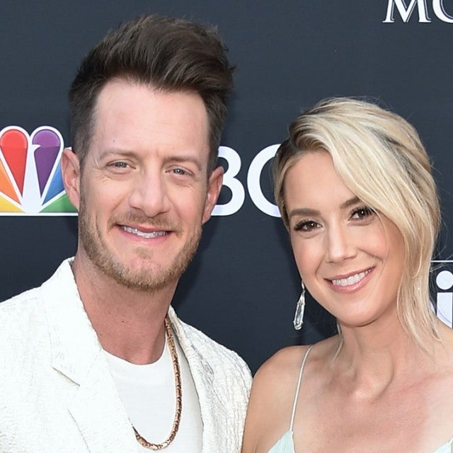 Tyler Hubbard of Florida Georgia Line and Hayley Stommel at the 2019 Billboard Music Awards