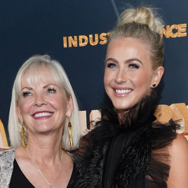 Julianne Hough and Marriann Hough at the 2019 Industry Dance Awards
