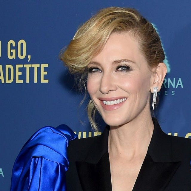 Cate Blanchett Where'd You Go Bernadette Premiere