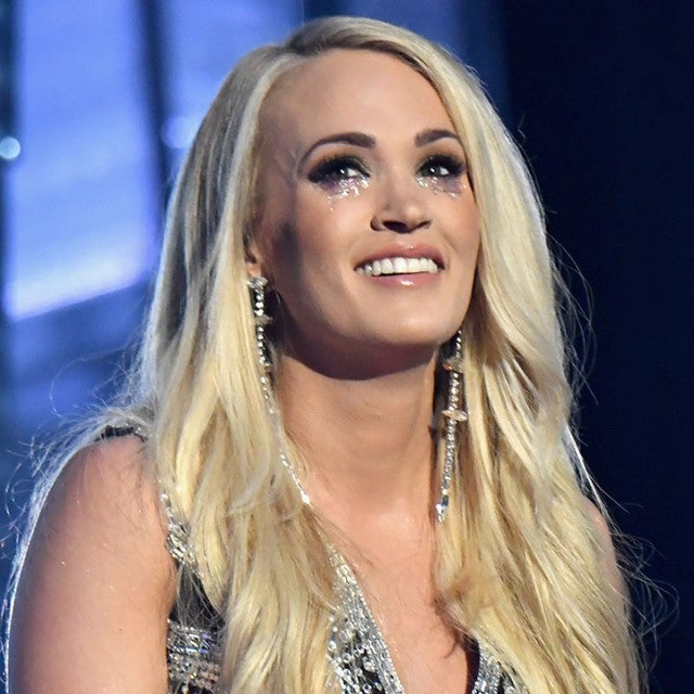Carrie Underwood at 53rd Academy Of Country Music Awards