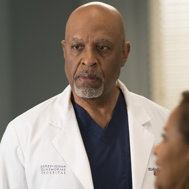 Grey's Anatomy: James Pickens Jr.