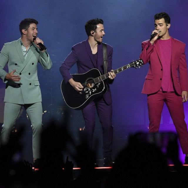 Jonas Brothers at mohegan sun