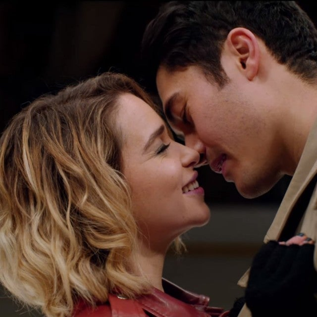 Emilia Clarke and Henry Golding in 'Last Christmas' trailer