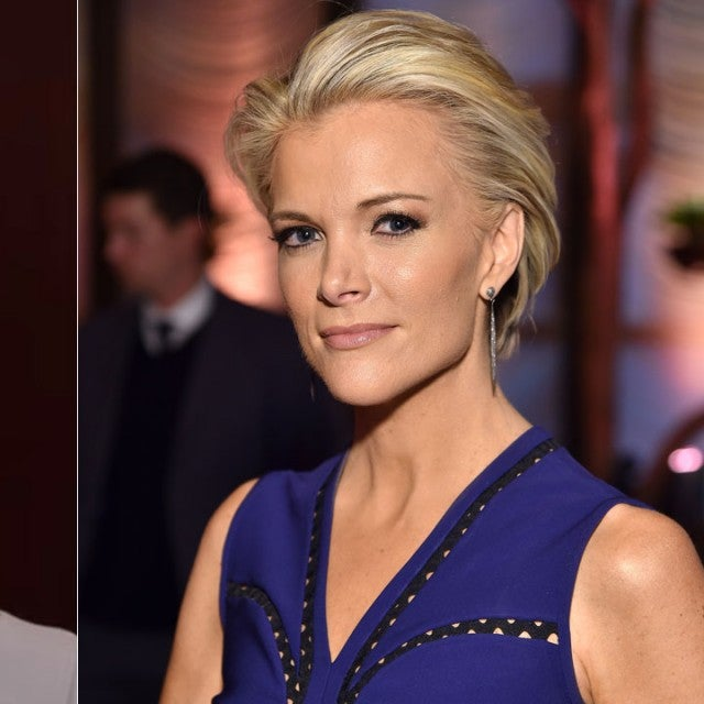 Charlize Theron Megyn Kelly