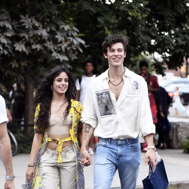 Shawn Mendes Camila Cabello NYC Birthday