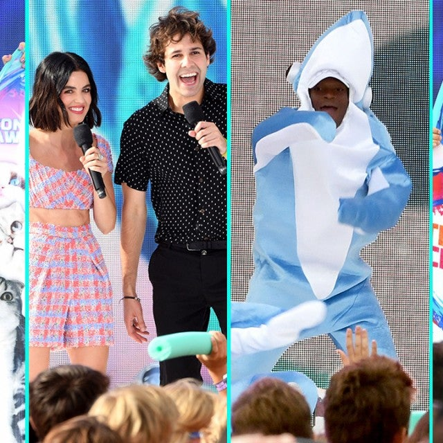 Standout Moments from the 2019 Teen Choice Awards
