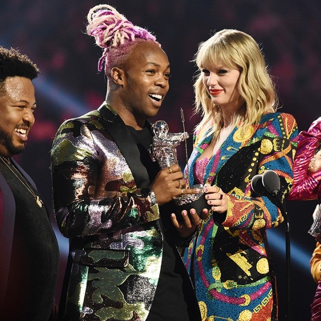 Todrick Hall, Taylor Swift, 2019 MTV VMAs