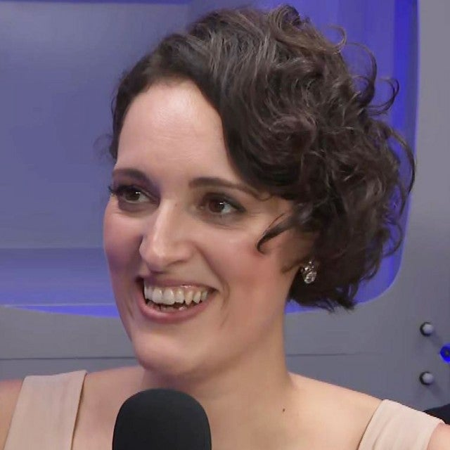 Phoebe Waller-Bridge on Breaking Julia Louis-Dreyfus' Winning Streak at the Emmys (Exclusive)