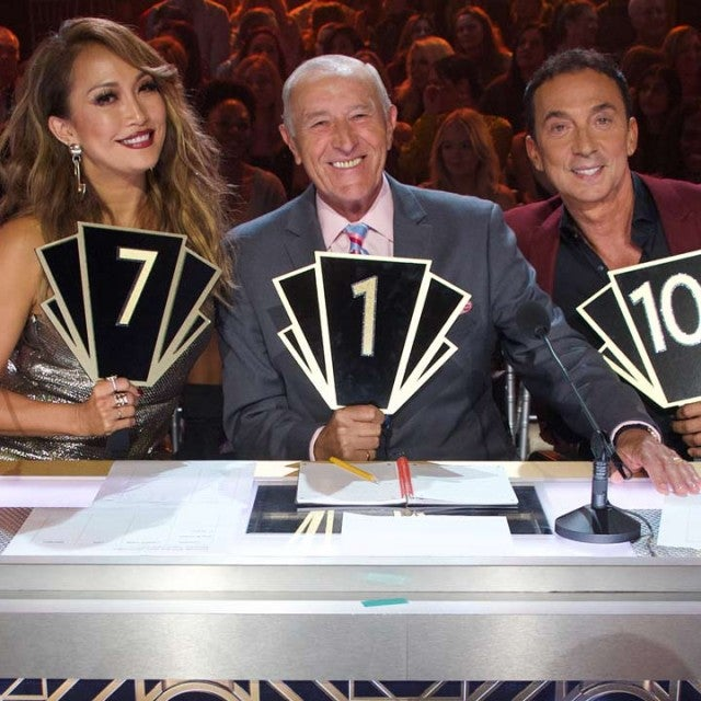 'Dancing With the Stars' Judges Carrie Ann Inana, Len Goodman, Bruno Tonioli