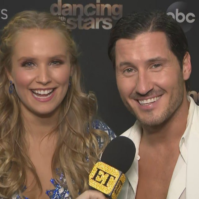 Sailor Brinkley-Cook on Channeling Meryl Streep During 'Mamma Mia' Dance on 'DWTS' (Exclusive)