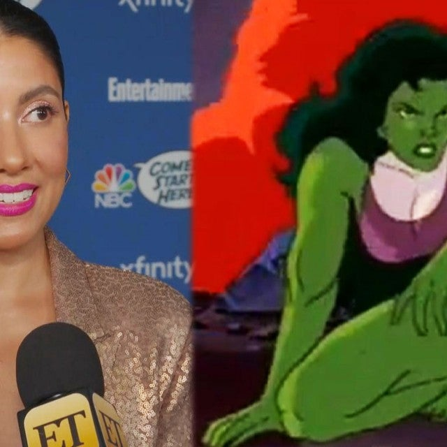 Stephanie Beatriz 'Would Die to Play' She-Hulk in Disney+ Series (Exclusive)