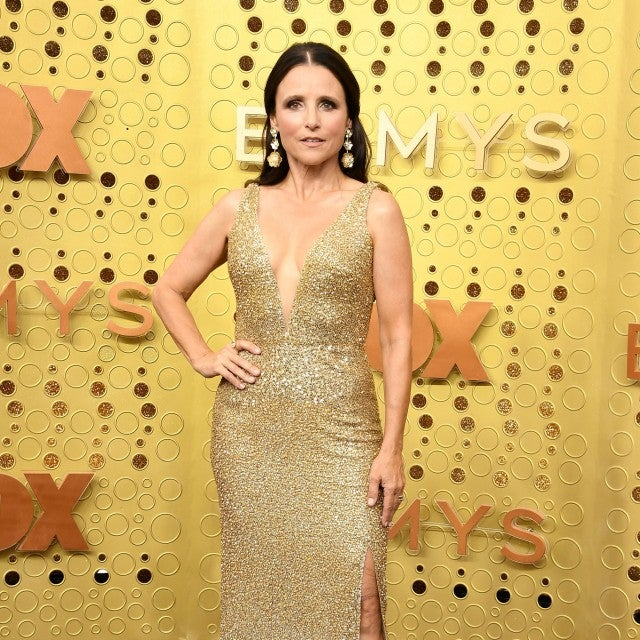 Julia Louis-Dreyfus at the 71st Emmy Awards