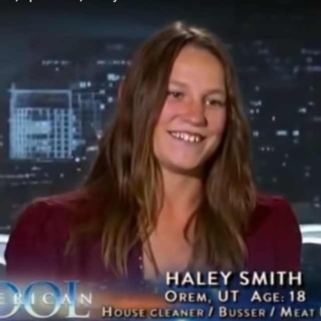 Haley Smith on American Idol