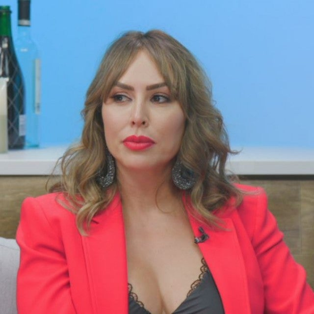 'Real Housewives of Orange County' star Kelly Dodd speaks to ET about her family drama.