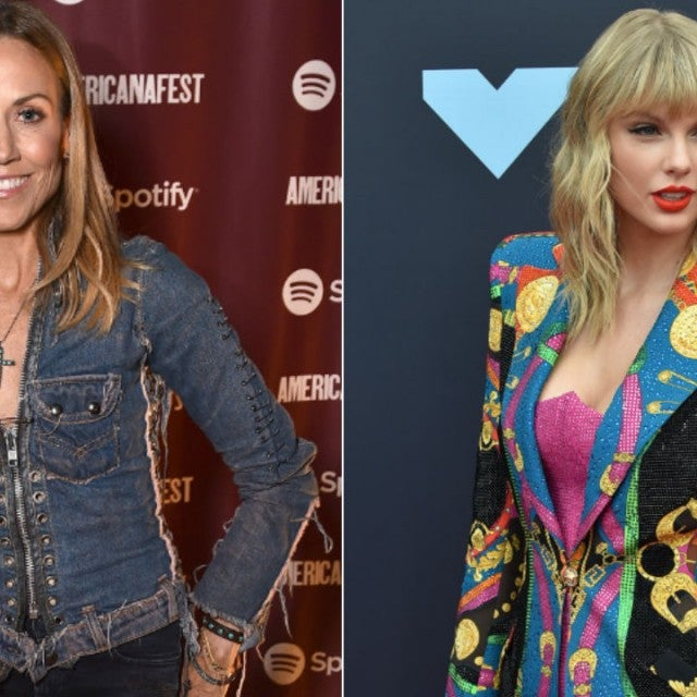 Sheryl Crow and Taylor Swift