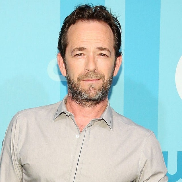 luke perry in 2017