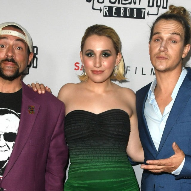 kevin smith, harley quinn smith, jason mewes