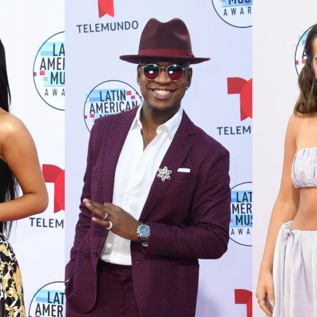 Latin AMA Best Dressed