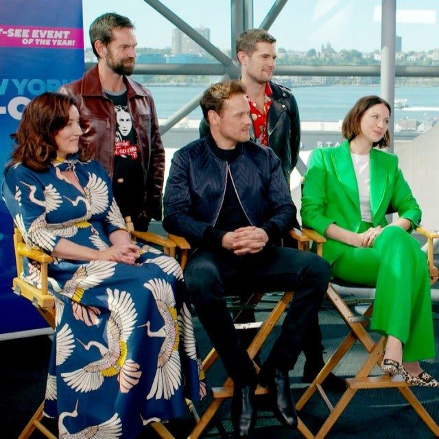 'Outlander' Cast at New York Comic Con 2019 | Full Interview
