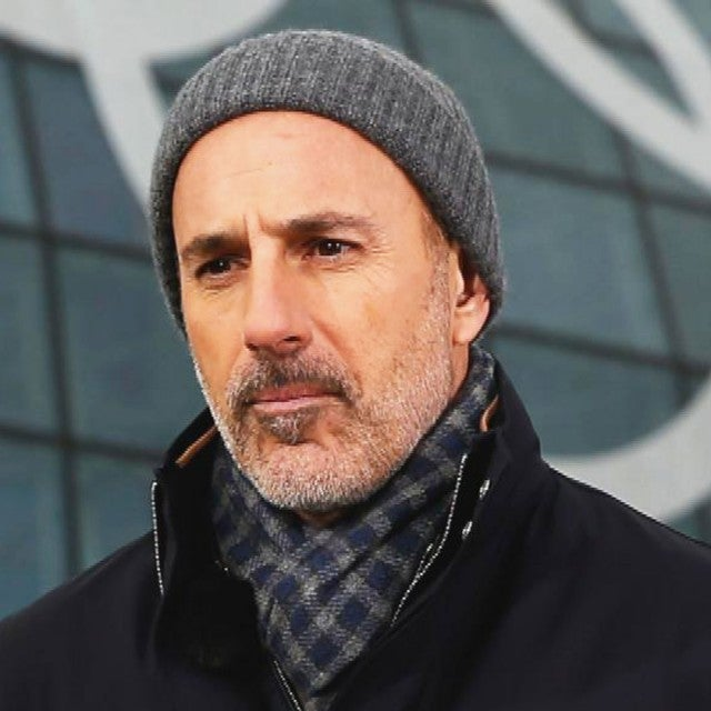 Matt Lauer Accused of Rape in New Book; Calls Allegation 'Categorically False'