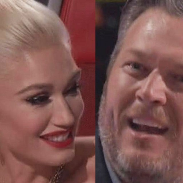 'The Voice': Blake Shelton and Gwen Stefani on Mixing Work and Play (Exclusive)