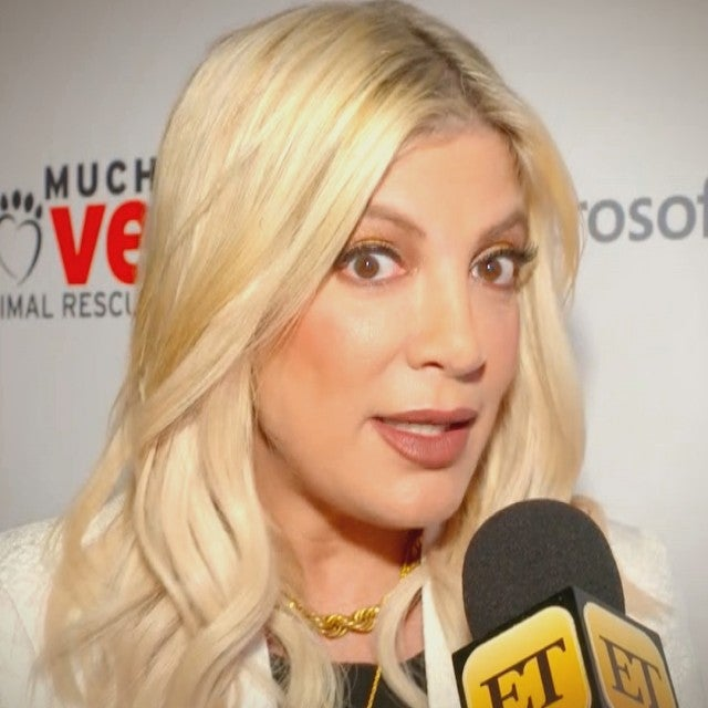 Tori Spelling on What She'd Love to See If 'BH90210' Gets a Season 2 (Exclusive)