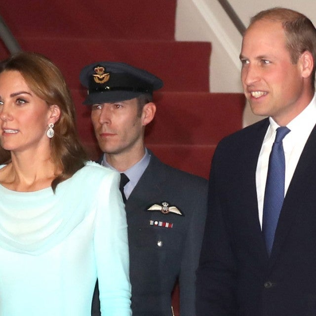 kate and william in pakistan