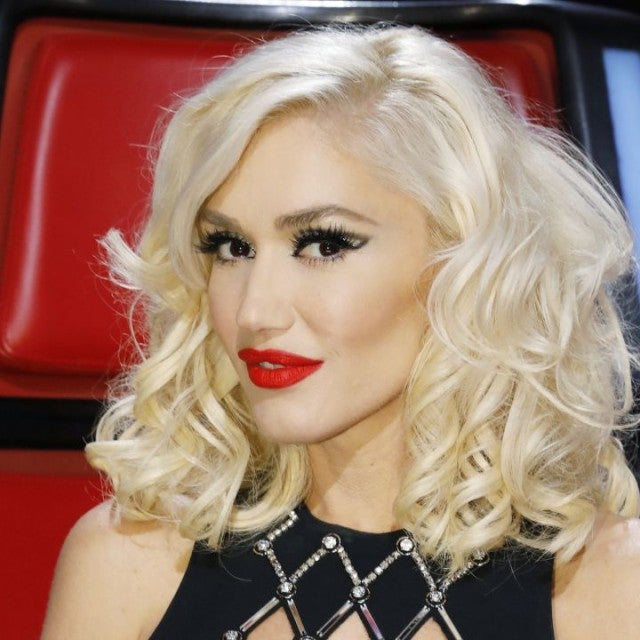 Gwen Stefani at The Voice