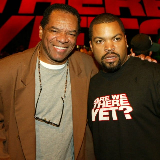 John Witherspoon and Ice Cube