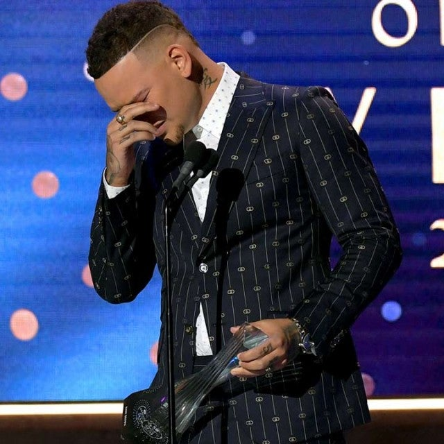 Kane Brown at the 2019 CMT Artist of the Year Event