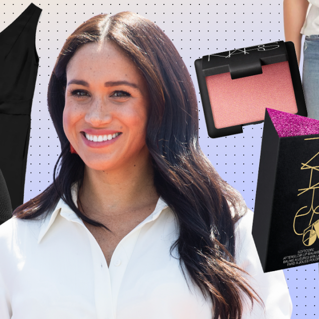 Meghan Markle gift guide hero image graphic 1280