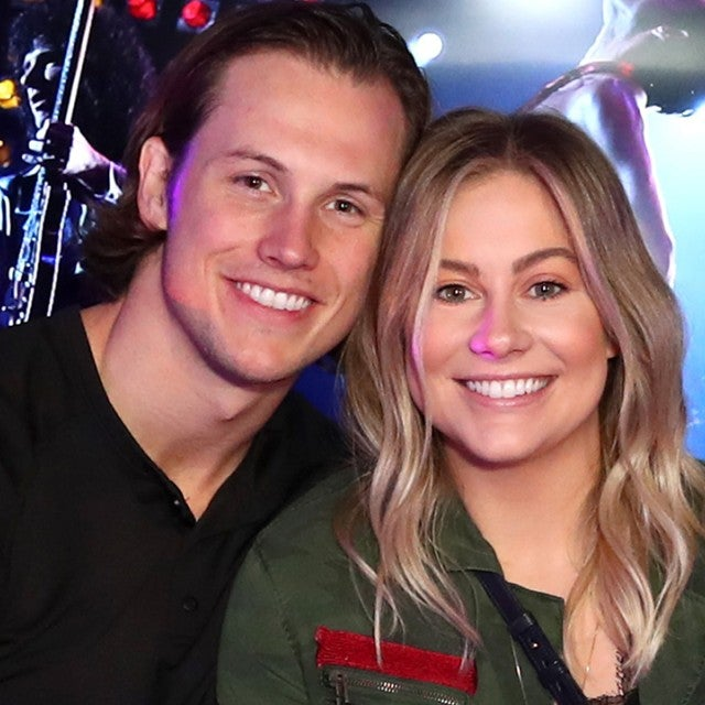 Shawn Johnson, Andrew East