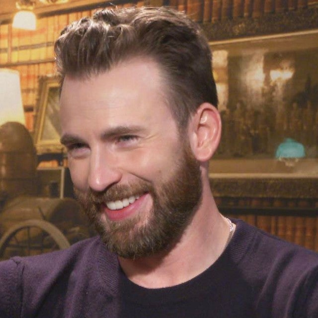 Chris Evans Teases That He's Ready to Be a Father (Exclusive)