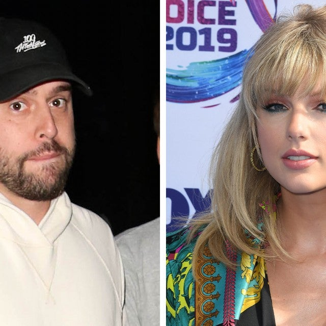 Scooter Braun Says His Family Received 'Numerous Death Threats' Amid Taylor Swift Drama