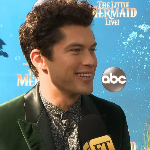 Graham Phillips on Possibly Playing Prince Eric in Live-Action 'Little Mermaid'