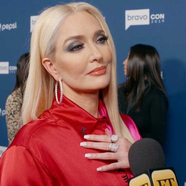 Erika Jayne Reacts to Reports that 'RHOBH' Season 10 Is Drama-Free (Exclusive)