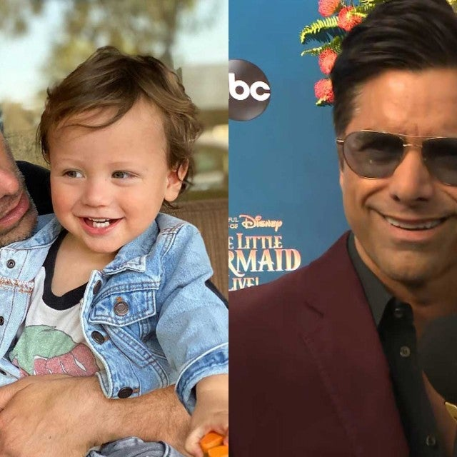 John Stamos Reveals Son Billy's First Words (Exclusive)