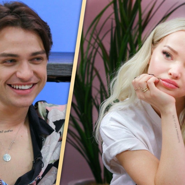 Dove Cameron Tears Up Talking About Boyfriend Thomas Doherty | Full Interview
