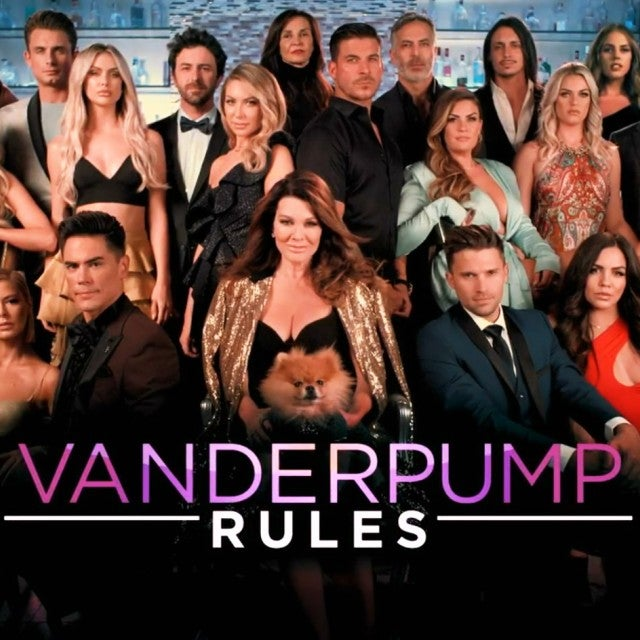 The cast of 'Vanderpump Rules' season eight.