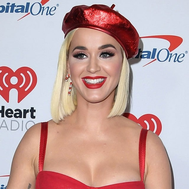 Katy Perry at KIIS FM's Jingle Ball 2019