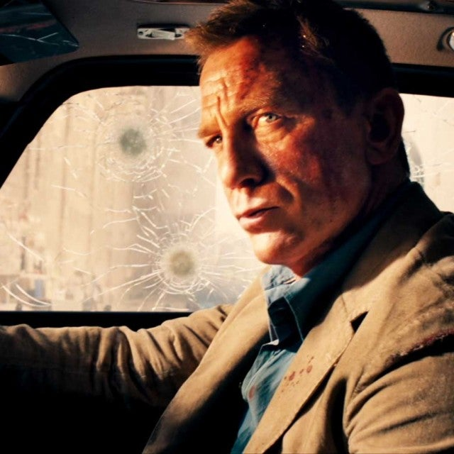 Daniel Craig's Final James Bond Movie Is Here