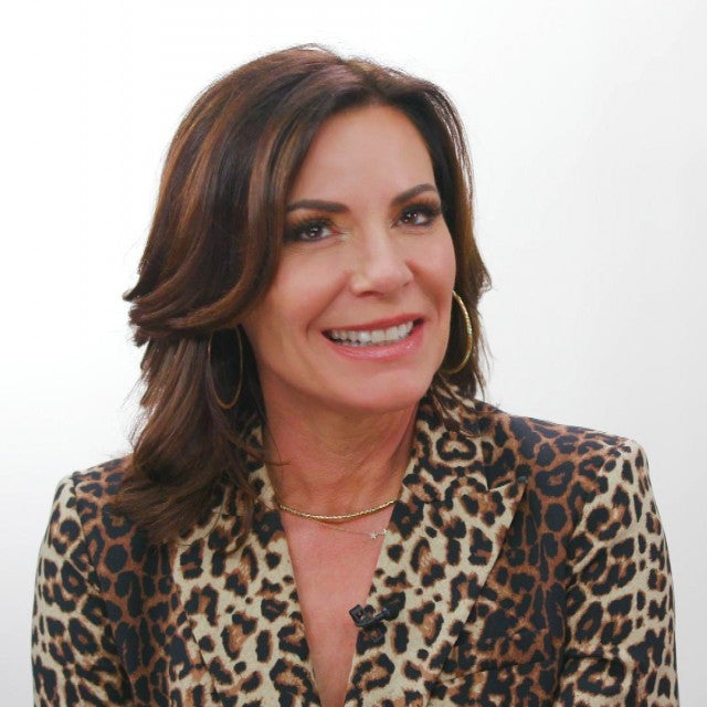 Luann de Lesseps on 'RHONY' Season 12, Her New Love and More Cabaret (Full Interview)